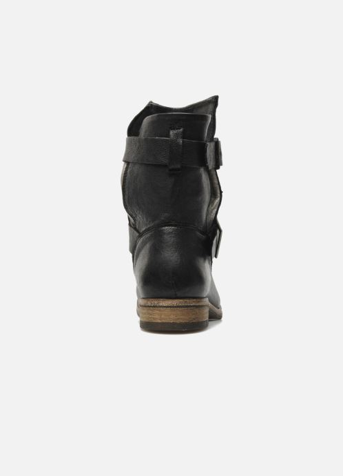 Ankle boots Koah Dune Black view from the right