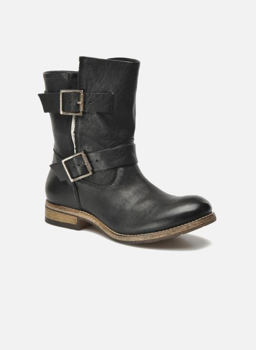 Ankle boots Koah Dune Black detailed view/ Pair view