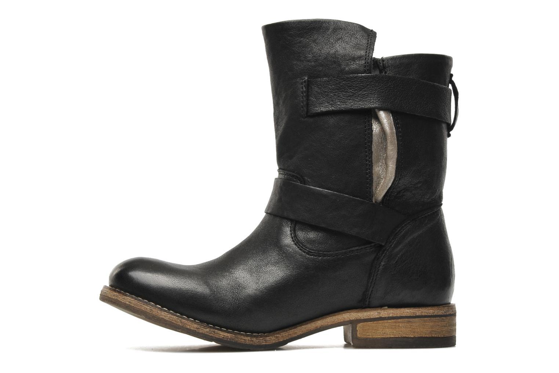 Boots en enkellaarsjes Koah Dune Zwart voorkant