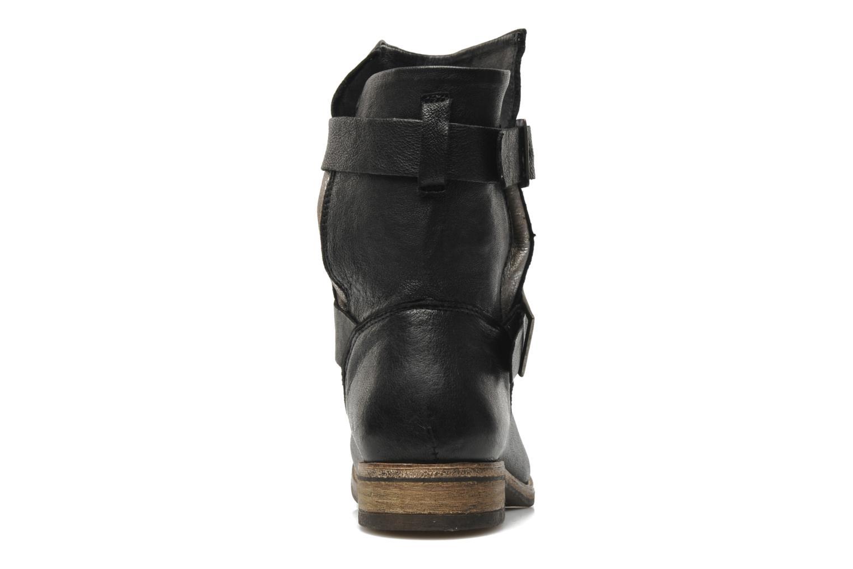 Boots en enkellaarsjes Koah Dune Zwart rechts