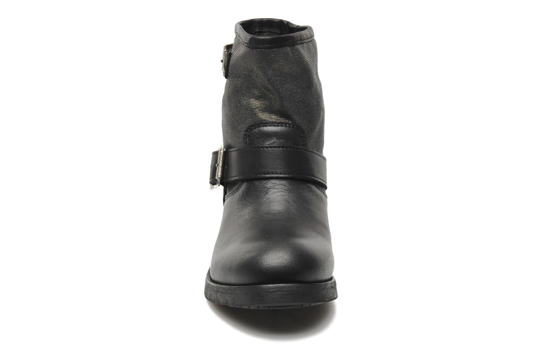 Bottines et boots Koah Neil Noir vue portées chaussures