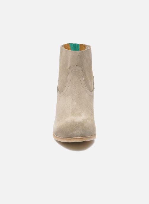 Boots en enkellaarsjes Koah Larissa Grijs model