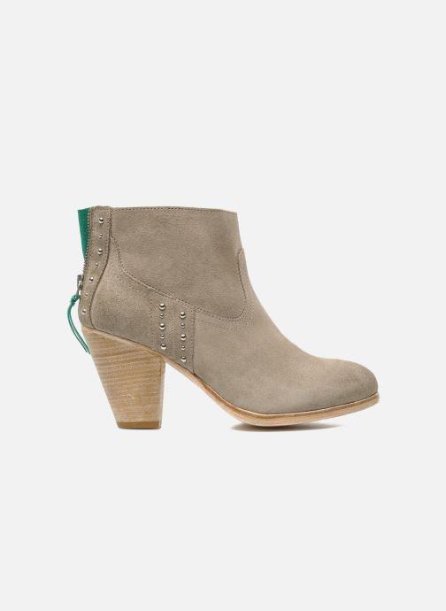 Boots en enkellaarsjes Koah Larissa Grijs achterkant