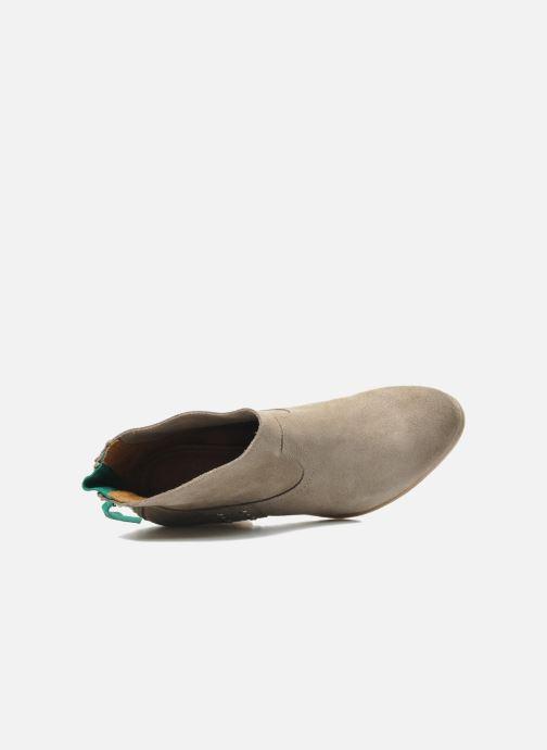 Boots en enkellaarsjes Koah Larissa Grijs links