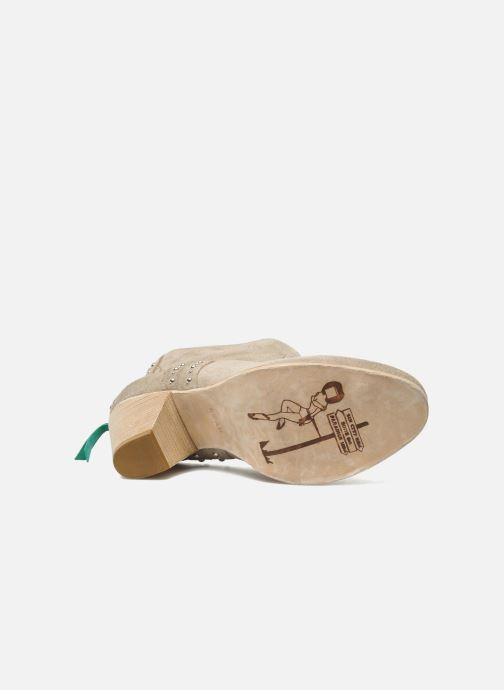 Boots en enkellaarsjes Koah Larissa Grijs boven