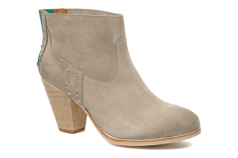 Stiefeletten & Boots Koah Larissa grau detaillierte ansicht/modell