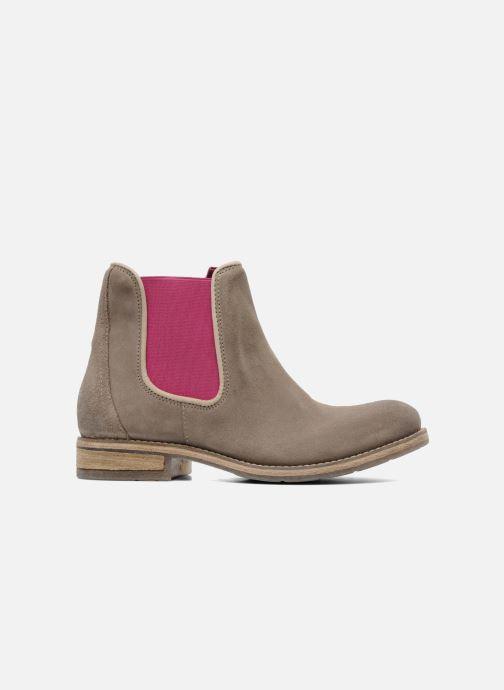 Bottines et boots Koah Easton Beige vue derrière