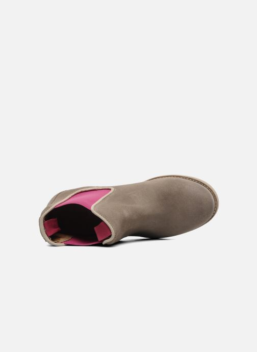 Bottines et boots Koah Easton Beige vue gauche