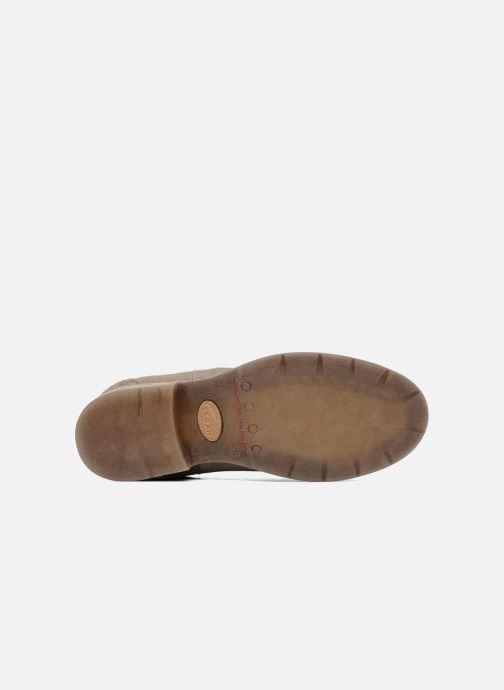 Bottines et boots Koah Easton Beige vue haut