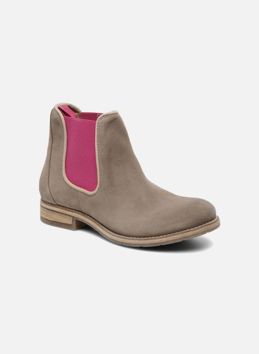 Bottines et boots Koah Easton Beige vue détail/paire