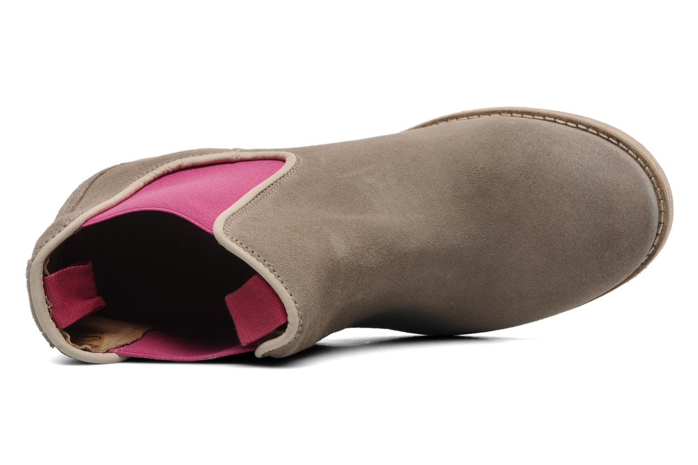 Boots en enkellaarsjes Koah Easton Beige links