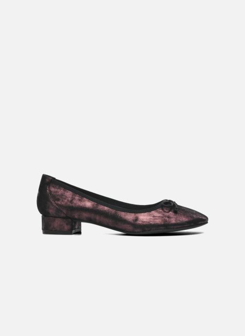 Ballet pumps JB MARTIN Wellem Purple back view