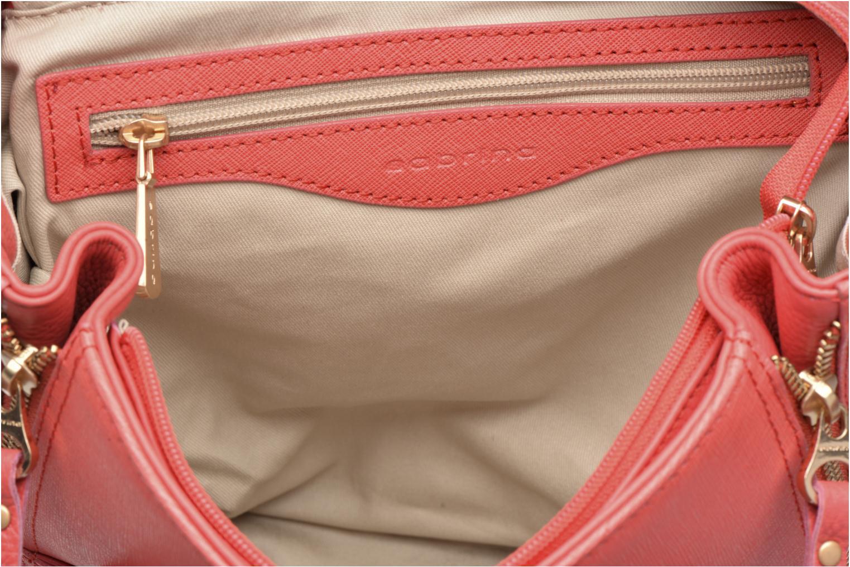 Handtaschen Sabrina Ilona rosa ansicht von hinten
