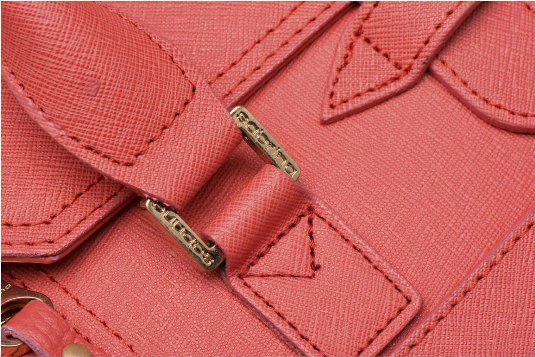 Handtaschen Sabrina Ilona rosa ansicht von links