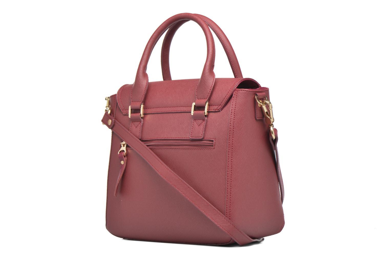 Handtaschen Sabrina Ilona rosa ansicht von rechts