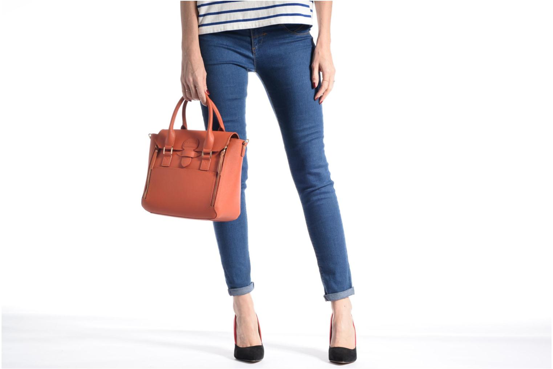 Handtaschen Sabrina Ilona rosa ansicht von oben