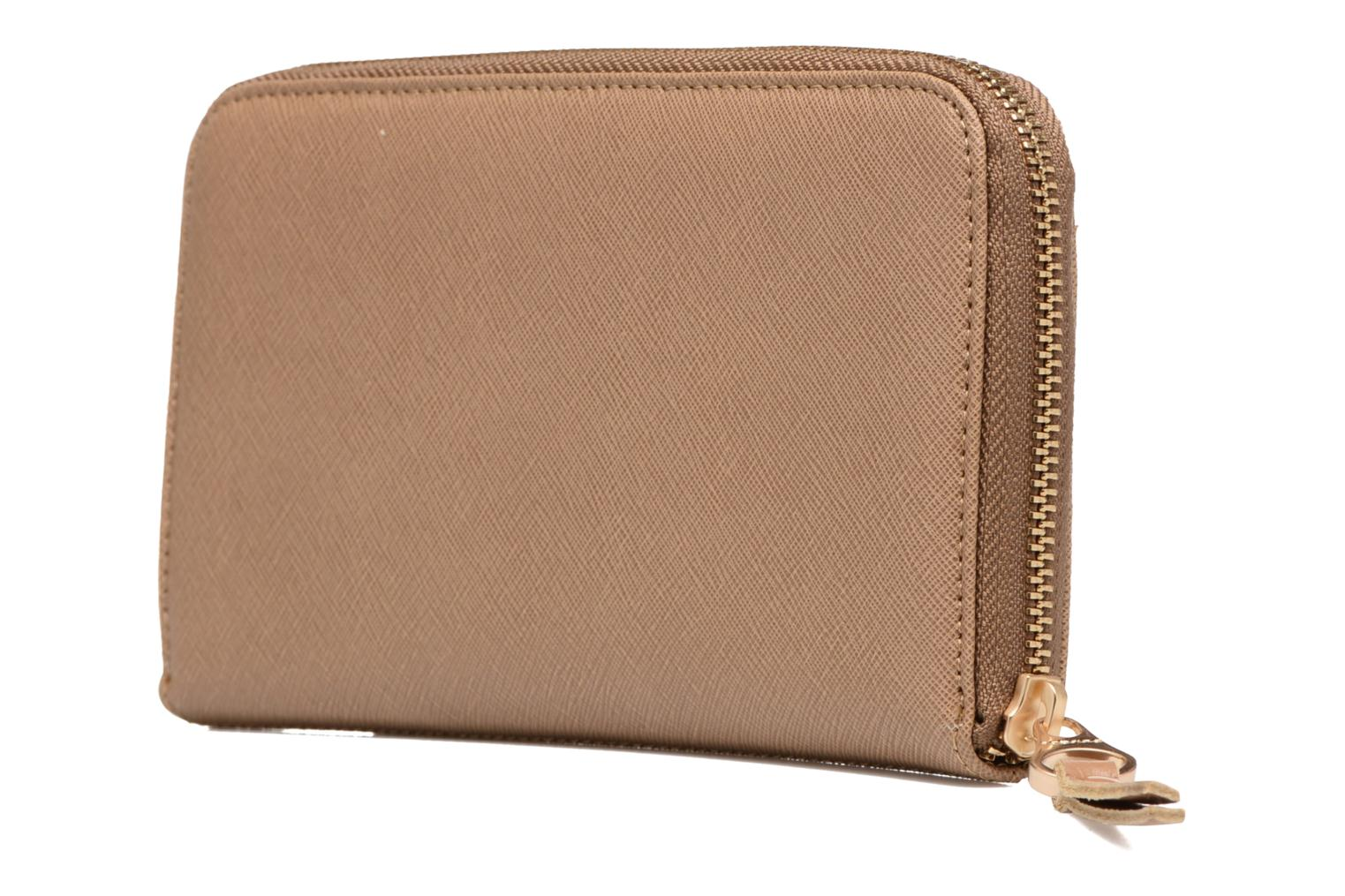 Wallets & cases Sabrina Mia Brown view from the right