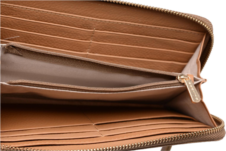 Wallets & cases Sabrina Mia Brown back view