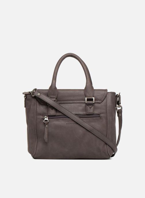 Handtaschen Sabrina Charline braun ansicht von vorne