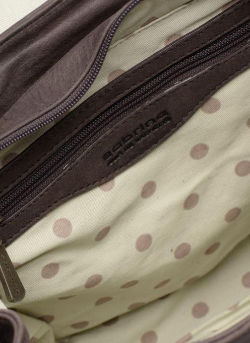 Handbags Sabrina Charline Brown back view