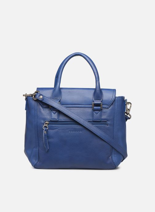 Handtaschen Sabrina Charline blau ansicht von vorne