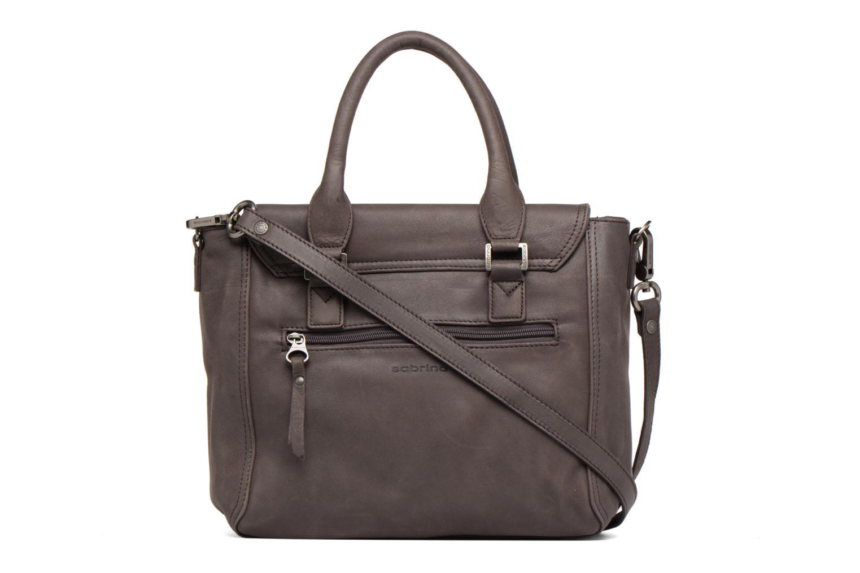 Handbags Sabrina Charline Brown front view