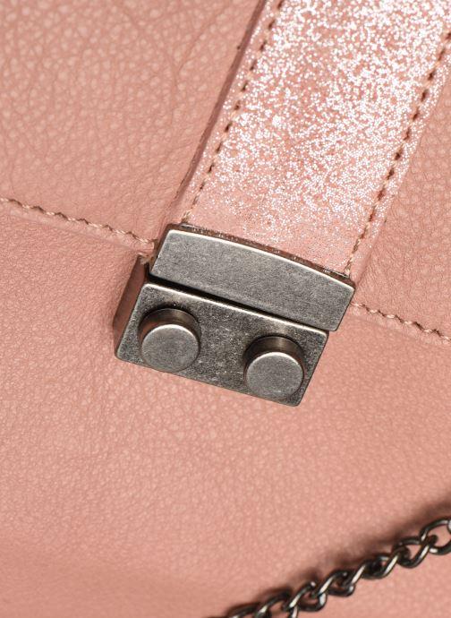 Portemonnaies & Clutches Sabrina Elsa rosa ansicht von links