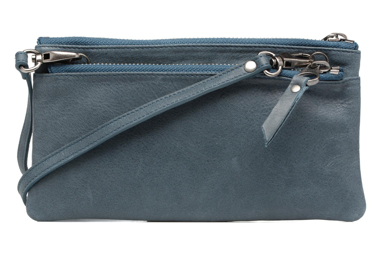 Wallets & cases Sabrina Suri Blue front view