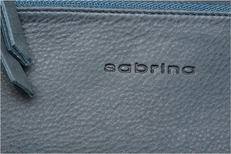 Wallets & cases Sabrina Suri Blue back view
