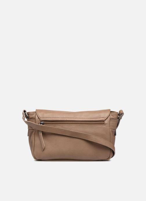 Håndtasker Sabrina Nicky Beige se forfra