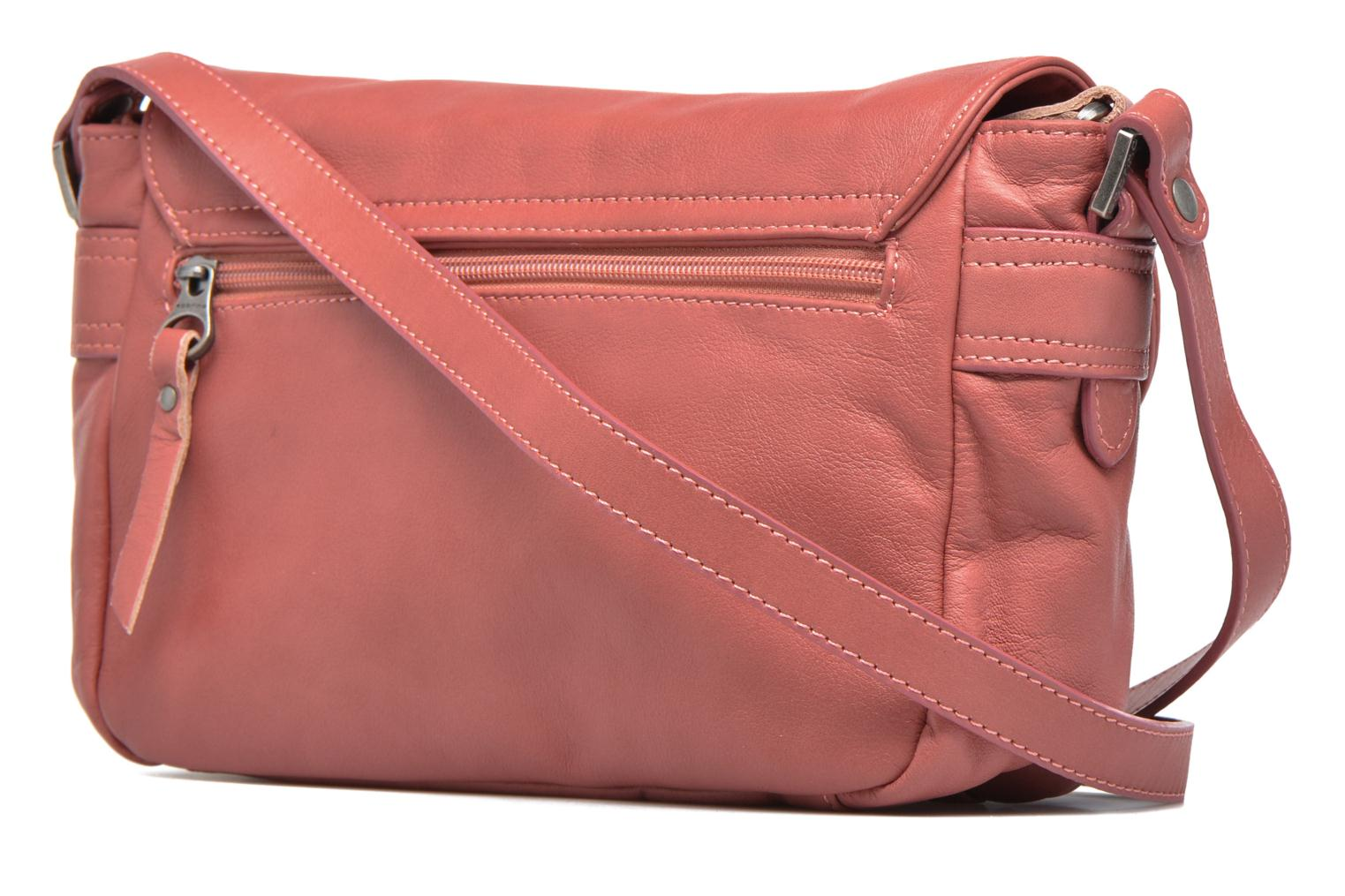 Handbags Sabrina Nicky Pink view from the right
