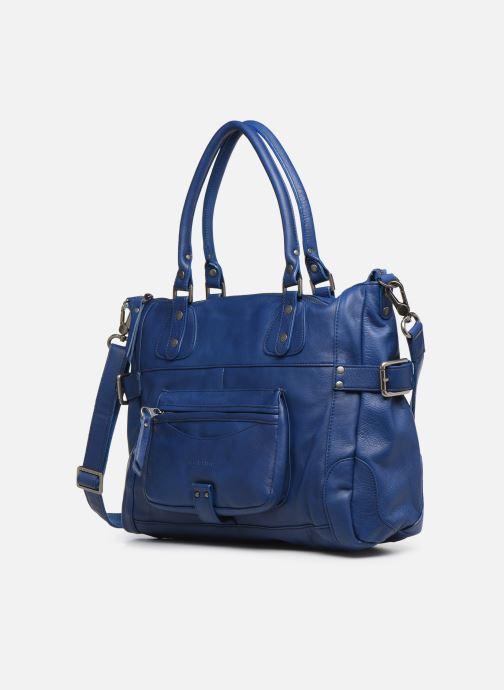 Handtassen Sabrina Camille Blauw model