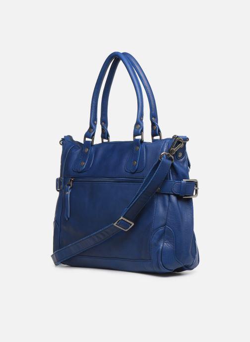 Handtassen Sabrina Camille Blauw rechts