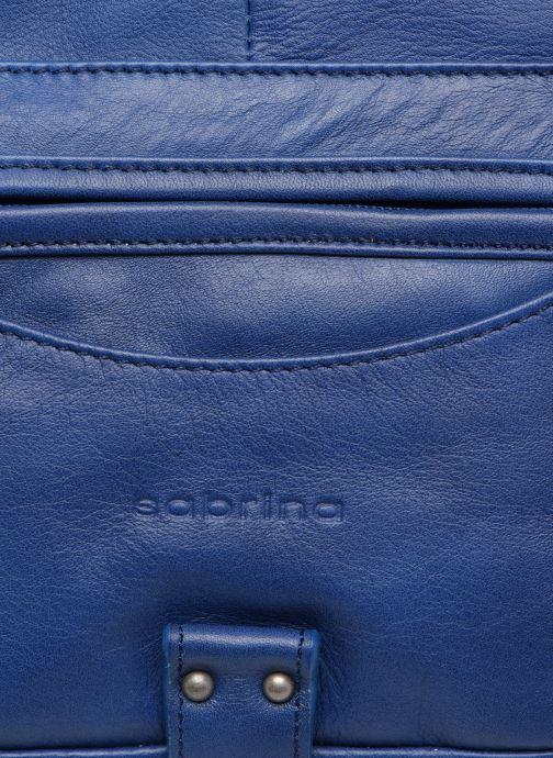 Handtassen Sabrina Camille Blauw links