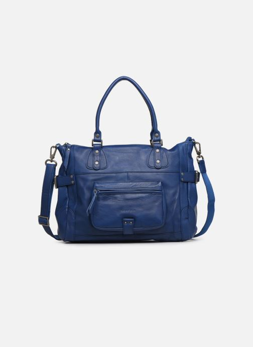 Handtassen Sabrina Camille Blauw detail