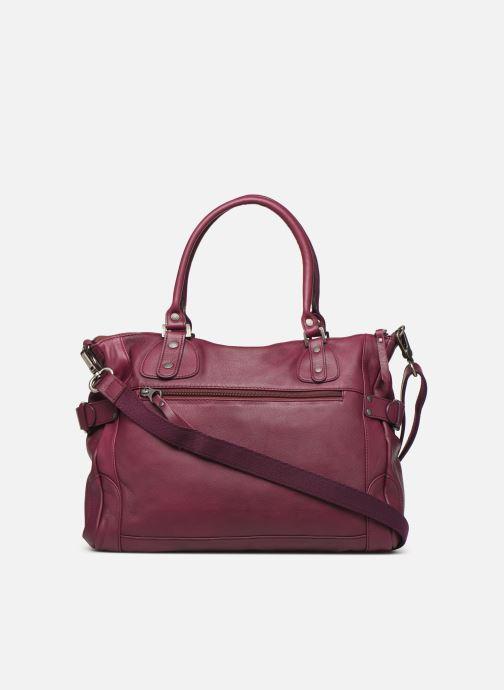 Handbags Sabrina Camille Purple front view