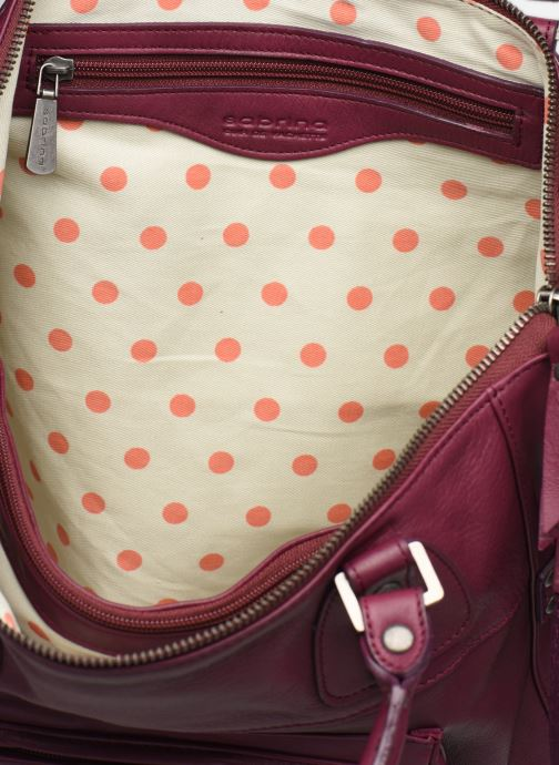 Handbags Sabrina Camille Purple back view