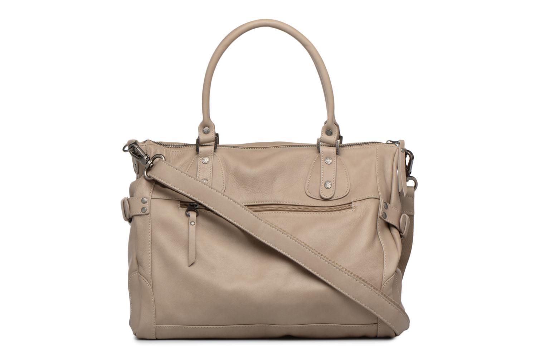 Handtaschen Sabrina Camille beige ansicht von vorne