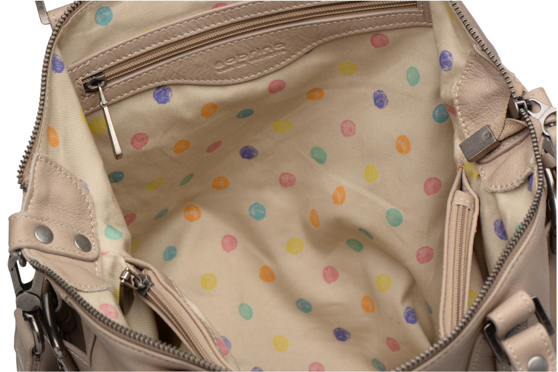 Handbags Sabrina Camille Beige back view