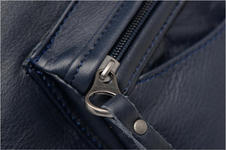 Bolsos de mano Sabrina Camille Azul vista lateral izquierda