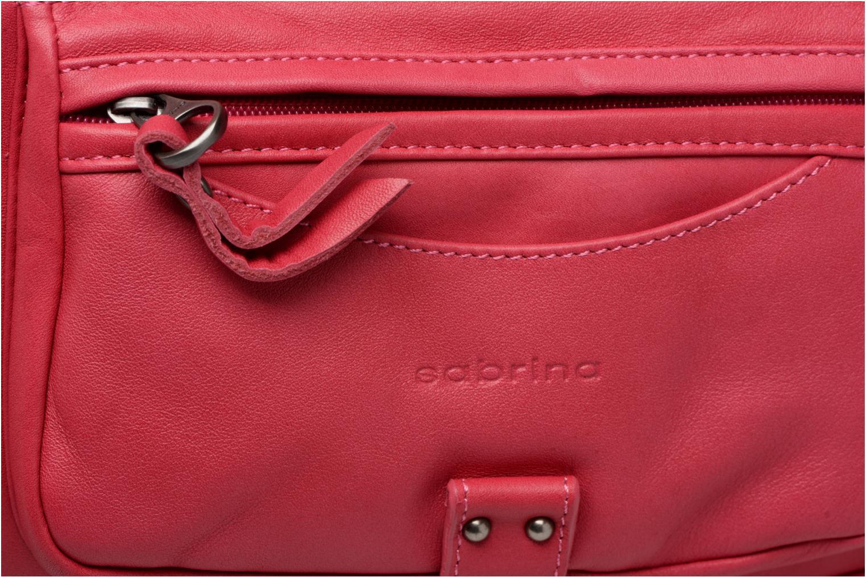 Handtassen Sabrina Camille Roze links