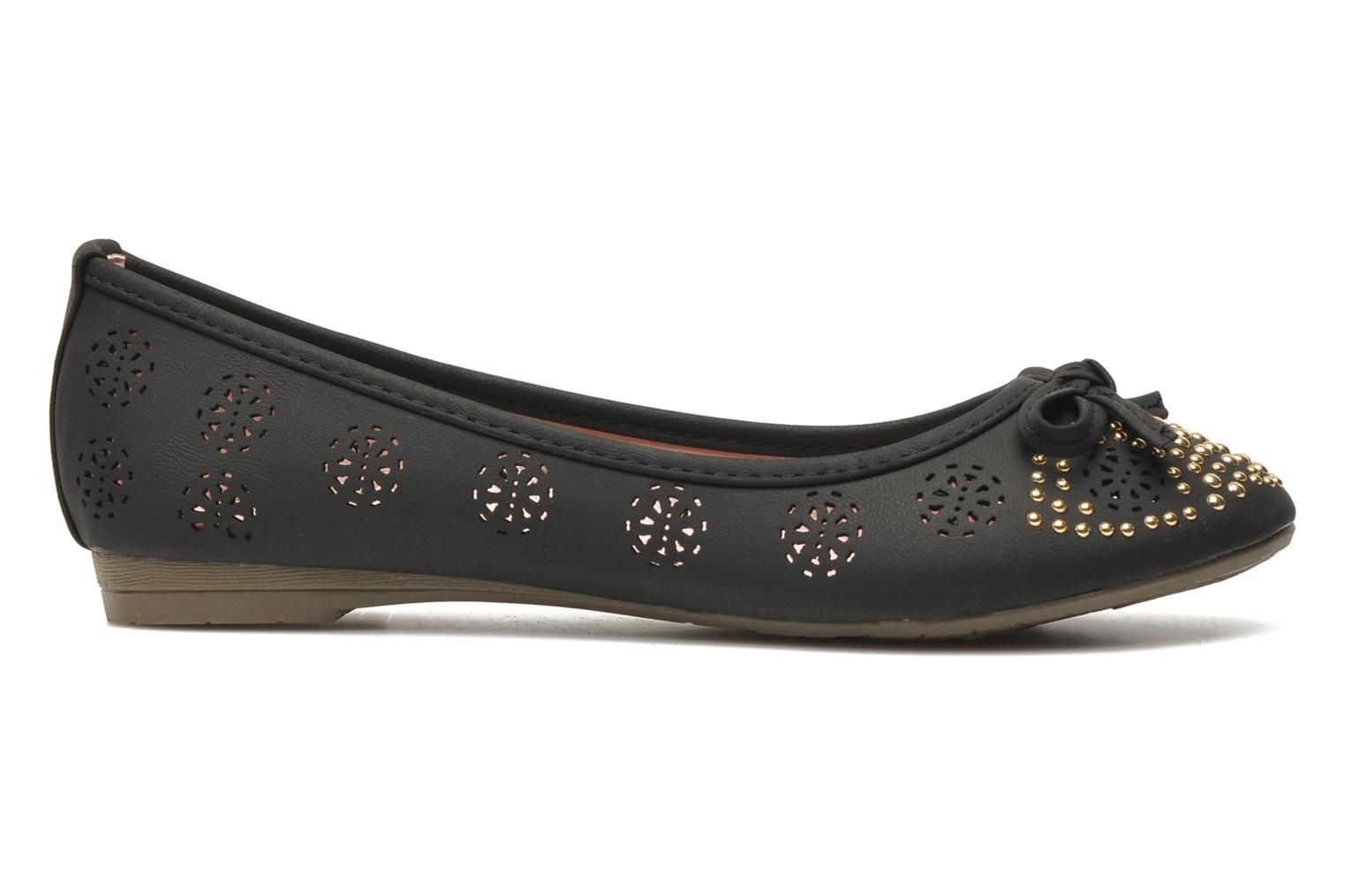 Ballet pumps Refresh Béline Black back view
