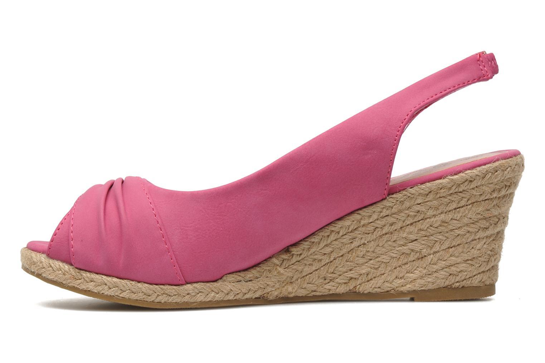 Sandales et nu-pieds Refresh Britt Rose vue face