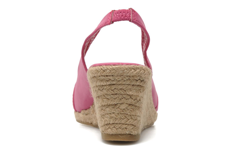 Sandales et nu-pieds Refresh Britt Rose vue droite