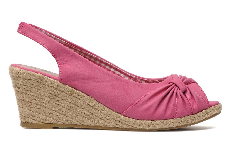 Sandales et nu-pieds Refresh Britt Rose vue derrière