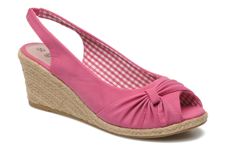 Sandales et nu-pieds Refresh Britt Rose vue détail/paire