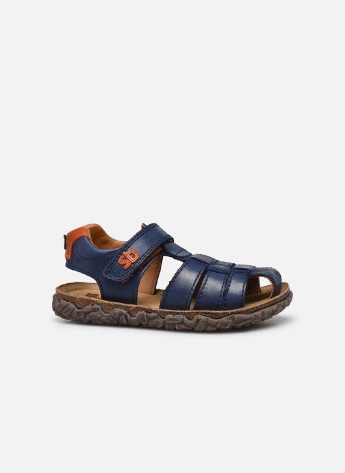Sandali e scarpe aperte Stones and Bones NATAN Azzurro immagine posteriore