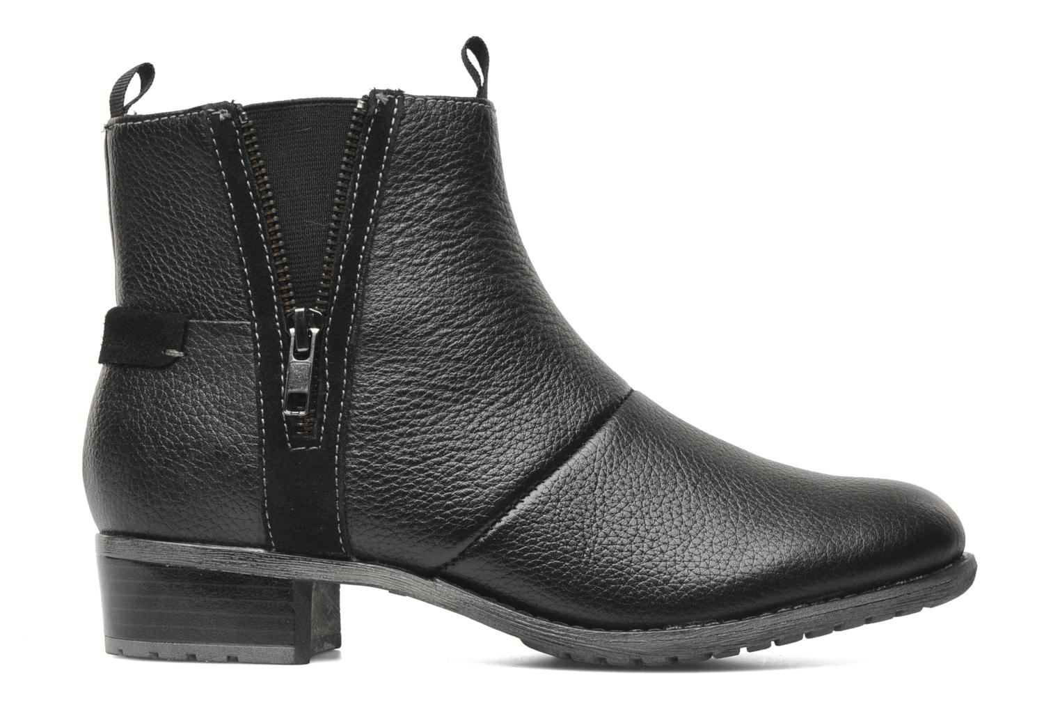 Ankle boots Hush Puppies chamber ankle_bt Black back view