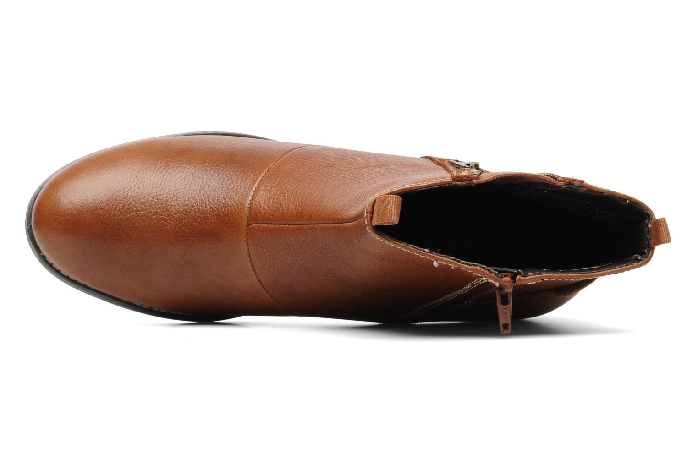 Bottines et boots Hush Puppies chamber ankle_bt Marron vue gauche