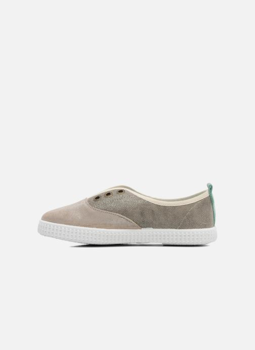 Sneakers Buggy Vag Grigio immagine frontale